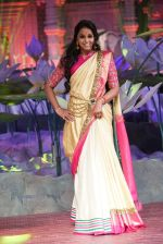 Smita Vallurupalli at An Ode To Weaves and Weavers Fashion show at HICC Novotel, Hyderabad on June 21, 2016 (3)_576be0153e445.JPG