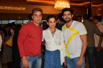 Varun Badola, Rajeshwari Sachdev, Hiten Tejwani at Love Ke Funday film launch in Mumbai on 22nd June 2016