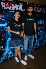Vicky Kaushal and Sobhita Dhuliwala during the special screening of film Raman Raghav 2.0 in Mumbai, India on June 22, 2015 (5)_576b68b736d43.JPG