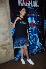 Vicky Kaushal and Sobhita Dhuliwala during the special screening of film Raman Raghav 2.0 in Mumbai, India on June 22, 2015 (6)_576b68b847b9f.JPG