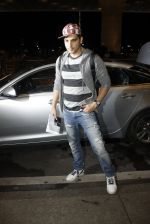 Zayed Khan snapped at airport in Mumbai on 22nd June 2016