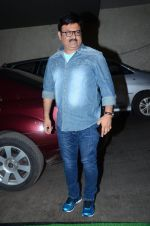 during the special screening of film Raman Raghav 2.0 in Mumbai, India on June 22, 2015