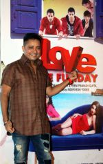 sukhwinder singh at Love Ke Funday film launch in Mumbai on 22nd June 2016