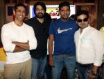 tarun khanna,j d,ashutosh kaushik & indervesh yogee at Love Ke Funday film launch in Mumbai on 22nd June 2016_576babe24f8ed.jpg