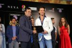 Aniruddh Dhoot with Tiger Shroff at the IIFA 2016 Opening Press Conference in Madrid