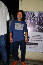 Kailash Kher during Raman Raghav 2.0 movie promotion on streets of Mumbai on June 23, 2016