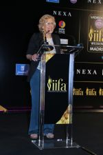Mayor Manuela Carmena at the IIFA 2016 Opening Press Conference in Madrid_576cde4fbe4c2.JPG