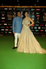 Bhushan Kumar and Divya Kumar at Videocon d2h IIFA Rocks 2016 in Madrid