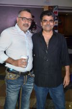 Bollywood filmmakers Ajay Chabbria, Rajeev Jhaveri during the music launch of the film Fever in Mumbai, India on June 24, 2016 (1)_576e0999eaf50.JPG