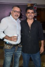 Bollywood filmmakers Ajay Chabbria, Rajeev Jhaveri during the music launch of the film Fever in Mumbai, India on June 24, 2016 (2)_576e099b66603.JPG