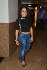 Bollywood singer Neha Kakkar during the music launch of the film Fever in Mumbai, India on June 24, 2016