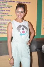 Bollywood singer Shalmali Kholgade during the music launch of the film Fever in Mumbai, India on June 24, 2016