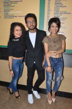 Bollywood singers Neha Kakkar, Tony Kakkar and Sonu Kakkar during the music launch of the film Fever in Mumbai, India on June 24, 2016 (2)_576e0a8bce741.JPG