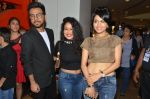 Bollywood singers Neha Kakkar, Tony Kakkar and Sonu Kakkar during the music launch of the film Fever in Mumbai, India on June 24, 2016 (5)_576e0a1774a74.JPG