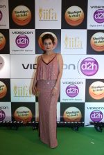 Dia Mirza at Videocon d2h IIFA Rocks 2016 in Madrid