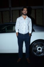 Dino Morea during the launch of Rolls-Royce Dawn convertible sedan in Mumbai on June 24, 2016