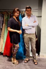 Divyanka Tripathi shopping for wedding at Kalki Fashion_ on June 24, 2016 (6)_576e00b2272db.jpg