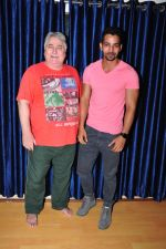 Harshvardhan Rane Visits Barry John_s Acting Institute on June 25, 2016 (15)_576e2e93e2be8.JPG