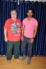 Harshvardhan Rane Visits Barry John_s Acting Institute on June 25, 2016 (16)_576e2e94a2635.JPG
