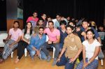 Harshvardhan Rane Visits Barry John_s Acting Institute on June 25, 2016 (6)_576e2e8d71670.JPG