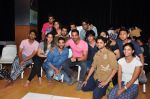 Harshvardhan Rane Visits Barry John_s Acting Institute on June 25, 2016 (7)_576e2e8e40724.JPG