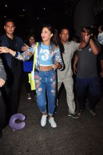 Jacqueline Fernandez snapped at airport on 24th June 2016