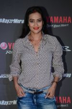 Jasveer Kaur during launch of Badshah new single RAYZR Mera Swag at Aer in Four Seasons, Worli. Mumbai on June 24, 2016