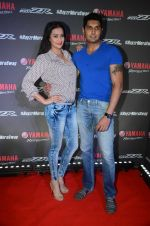 Jasveer Kaur during launch of Badshah new single RAYZR Mera Swag at Aer in Four Seasons, Worli. Mumbai on June 24, 2016 (59)_576e39bbe8a6e.JPG