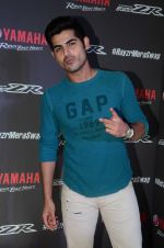 Omkar Kapoor during launch of Badshah new single RAYZR Mera Swag at Aer in Four Seasons, Worli. Mumbai on June 24, 2016 (42)_576e39e8be21a.JPG