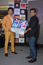 Rajeev Khandelwal and Rajeev Jhaveri during the music launch of the film Fever in Mumbai, India on June 24, 2016 (3)_576e0c06348df.JPG