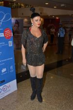 Rakhi Sawant during the music launch of the film Fever in Mumbai, India on June 24, 2016 (10)_576e0aed544d2.JPG
