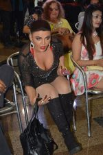 Rakhi Sawant during the music launch of the film Fever in Mumbai, India on June 24, 2016 (8)_576e09b7a260f.JPG