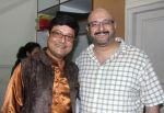 Sachin Pilgaonkar and Raju Singh at Love You Pancham concert in celebration of Pancham da
