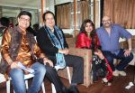 Sachin Pilgaonkar, Bhupinder Singh, Mitali Singh and Raju Singh at Love You Pancham concert in celebration of Pancham da