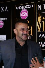Salman Khan at Videocon d2h IIFA Rocks 2016 in Madrid