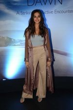 Shibani Dandekar during the launch of Rolls-Royce Dawn convertible sedan in Mumbai on June 24, 2016