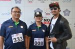 Ali Fazal at say no to drugs marathon on 25th June 2016
