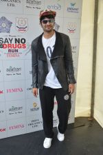 Ali Fazal at say no to drugs marathon on 25th June 2016(65)_576fb21f85739.JPG