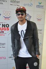 Ali Fazal at say no to drugs marathon on 25th June 2016(71)_576fb2233be99.JPG