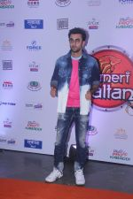 Ranbir Kapoor at Pro Kabaddi innaguration on 25th June 2016