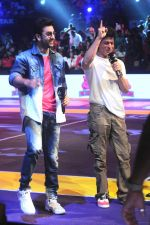 Ranbir Kapoor, Shahrukh Khan at Pro Kabaddi innaguration on 25th June 2016
