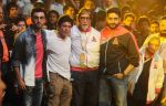 Ranbir Kapoor, Shahrukh Khan, Amitabh bachchan, Abhishek Bachchan at Pro Kabaddi innaguration on 25th June 2016