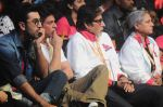 Ranbir Kapoor, Shahrukh Khan, Amitabh bachchan, Jaya Bachchan at Pro Kabaddi innaguration on 25th June 2016