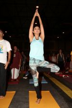 Shilpa Shetty at the IIFA Stomp Yoga Masterclass 2016 on 25th June 2016 (5)_576fb1bfccde1.JPG