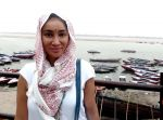 Sofia Hayat who is now Gaia Mother Sofia went to Varanasi on spiritual trip on 25th June 2016 (1)_576fb160c79e1.jpg