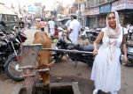 Sofia Hayat who is now Gaia Mother Sofia went to Varanasi on spiritual trip on 25th June 2016 (3)_576fb1643fe6a.jpg
