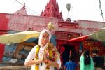 Sofia Hayat who is now Gaia Mother Sofia went to Varanasi on spiritual trip on 25th June 2016 (4)_576fb165556f6.jpg