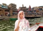 Sofia Hayat who is now Gaia Mother Sofia went to Varanasi on spiritual trip on 25th June 2016 (5)_576fb16699037.jpg