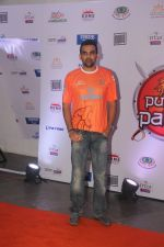 Zaheer Khan at Pro Kabaddi innaguration on 25th June 2016