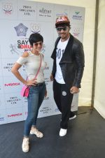 _Mandira Bedi and Ali Fazal at say no to drugs marathon on 25th June 2016(97)_576fb21855291.JPG